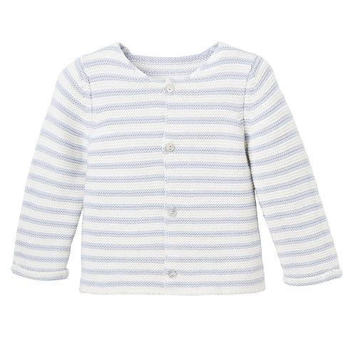 Blue Stripe Cardigan