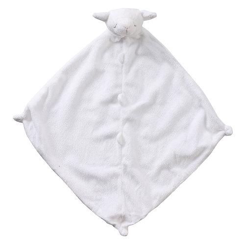 White Lamb Blankie