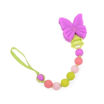 Butterfly Pacifer Clip