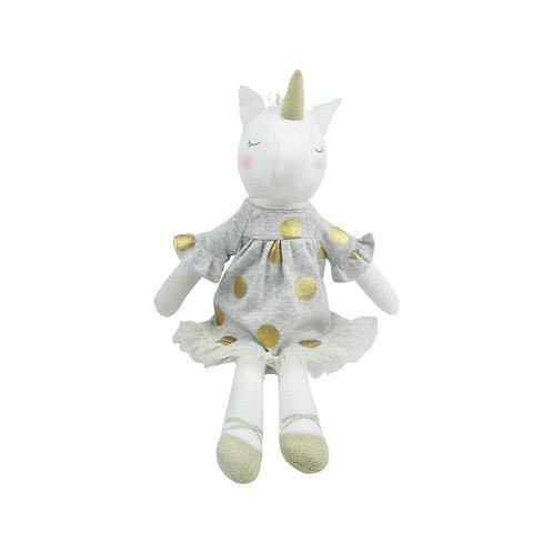 Uma Unicorn Doll
