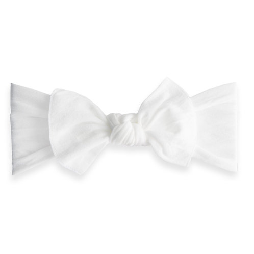 White Classic Knot