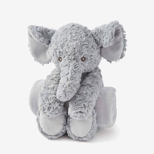 Elephant Swirl Bedtime Huggie