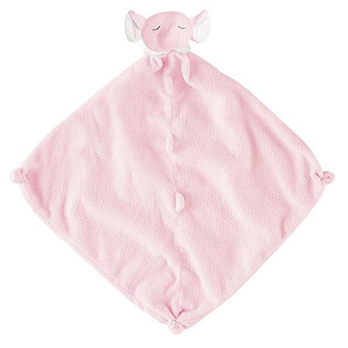 Pink Elephant Blankie