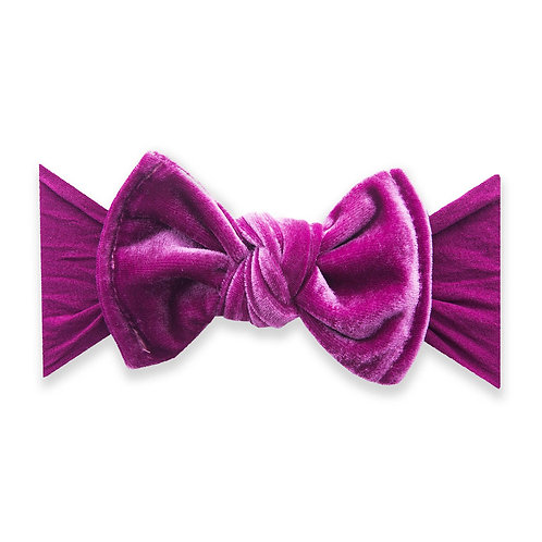 Rouge Velvet Knot