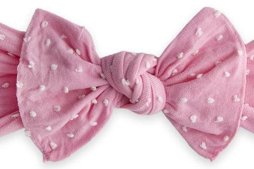 Bubblegum Shabby Knot