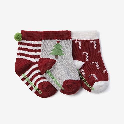 Christmas Socks 3pk
