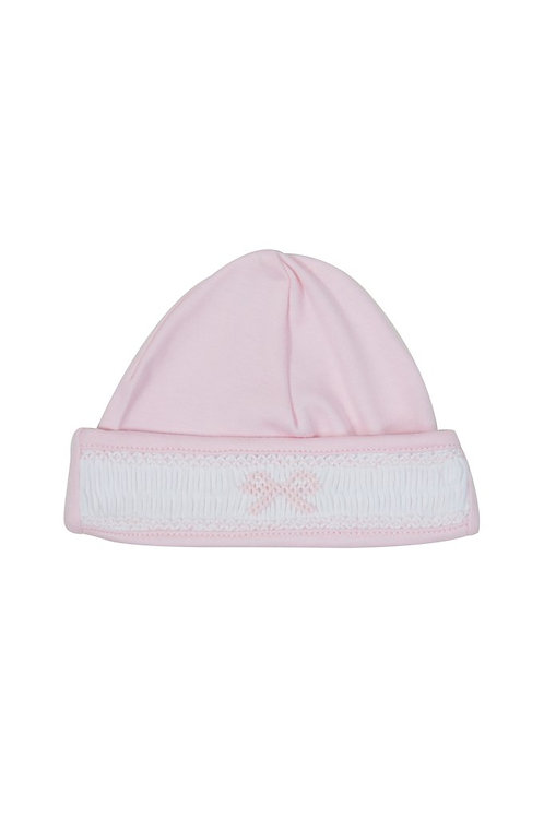 Bow Smocked Hat