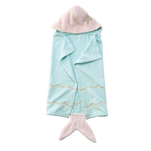 Mermaid Hooded Towel