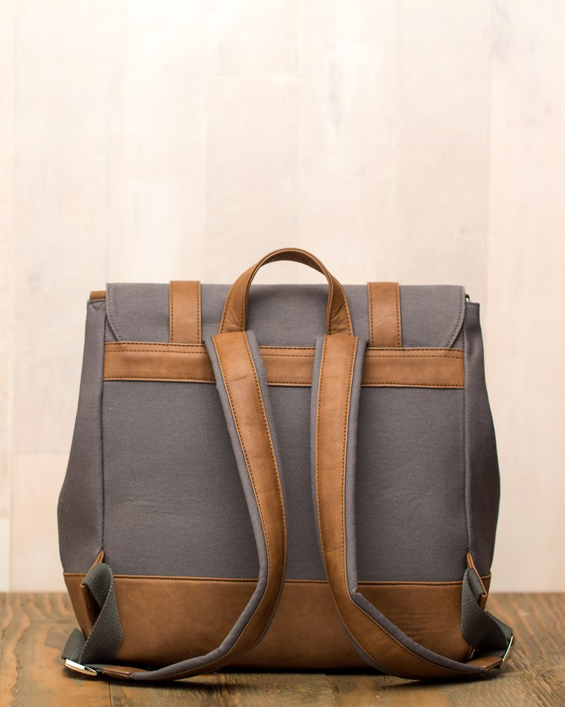 MARINDALE BACKPACK - GREY 1