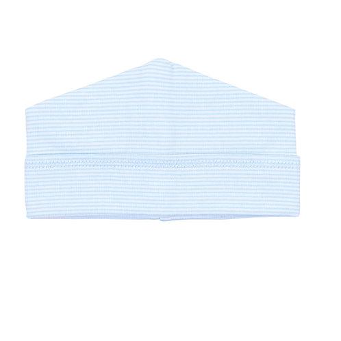 Mini Stripes Blue Hat
