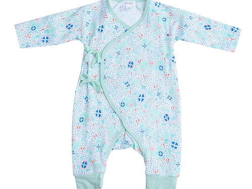 Turtles Wrap Coverall