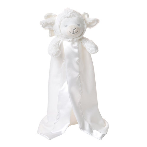 Lamb Prayer Blankie