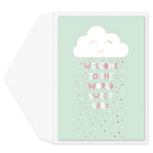 Showered with Joy Card