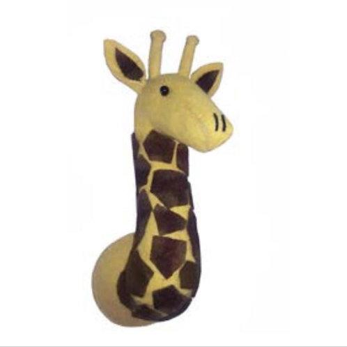 Mini Giraffe Tonal Head