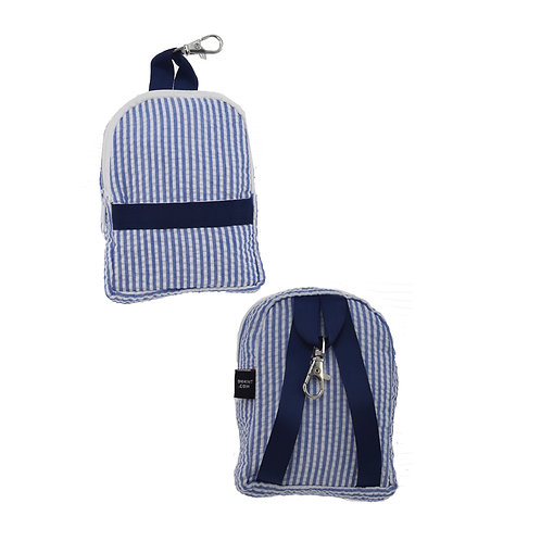 Navy Tiny Backpack