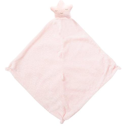 Pink Star Blankie