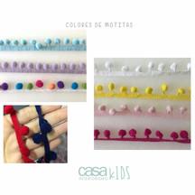 Colores Motitas para Teepe