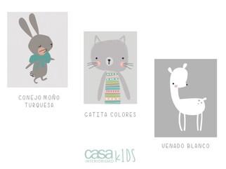 Conejo / Gatita / Venado