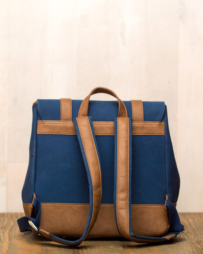 MARINDALE BACKPACK - DENIM 1