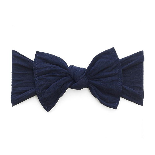 Navy Classic Knot