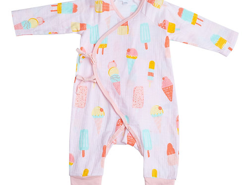 Cool Sweets Wrap Coverall