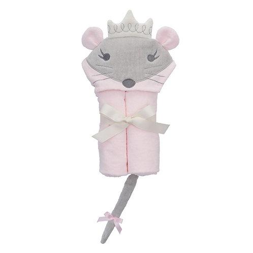 Princess Mousie Bath Wrap