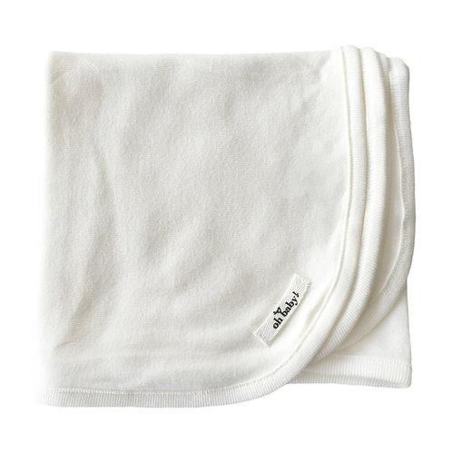 Layette Blanket - Cream