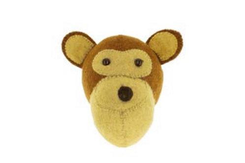 Mini Monkey Head