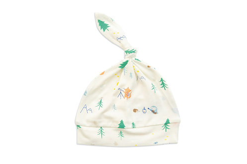 Little Campers Knotted Hat