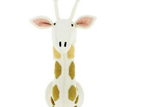 Ombre Giraffe Head- Semi