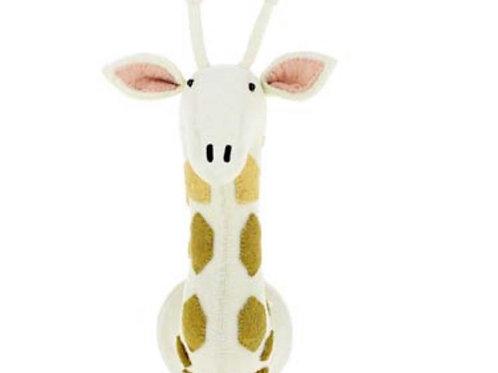 Ombre Giraffe Head- Semi
