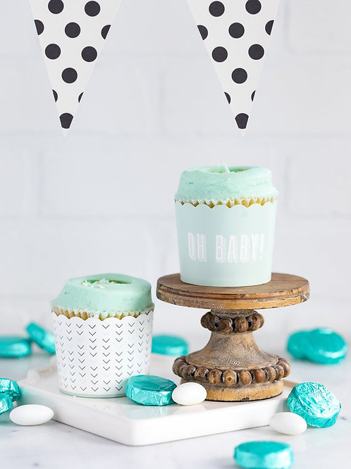 Oh Baby Baking Cup