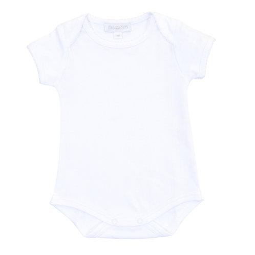 Essentials White Bodysuit