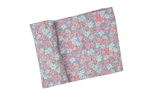 Vintage Garden Swaddle Blanket