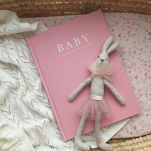 Pink Baby Journal