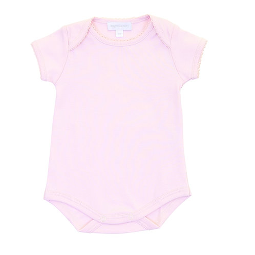 Essentials Pink Bodysuit