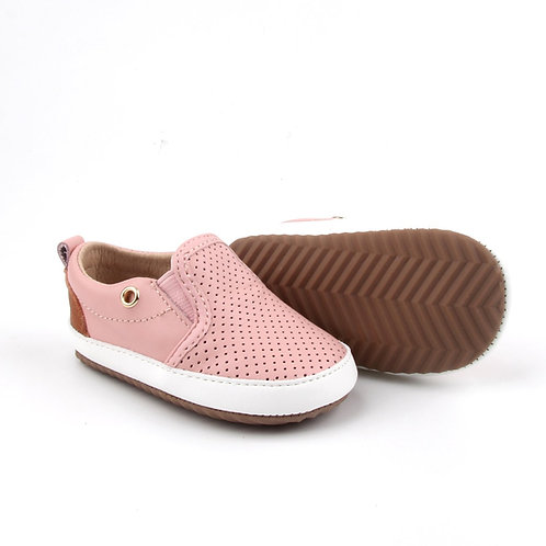 Pink Quinn Slip On