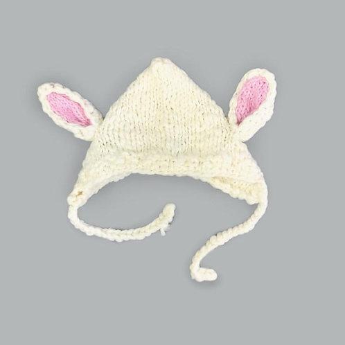 Mary Lamb Knit Hat