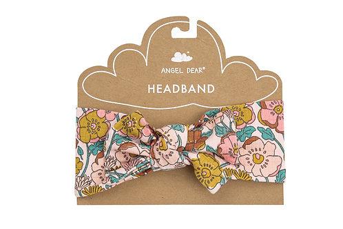 Flower Child Headband Pink