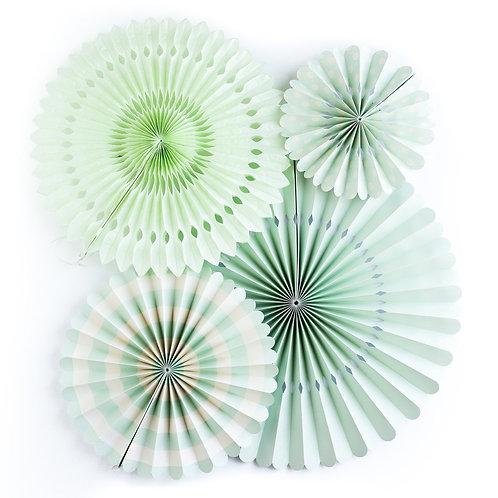 Mint Basic Party Fan