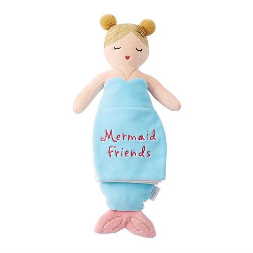 Blue Mermaid Book