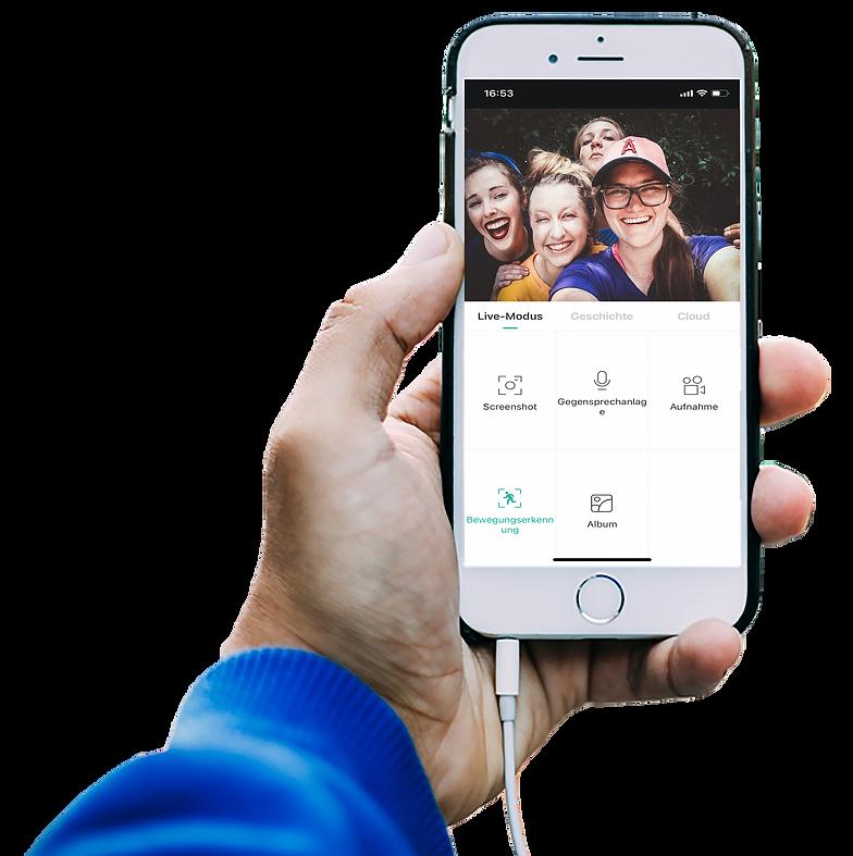 Türklingel Handy App