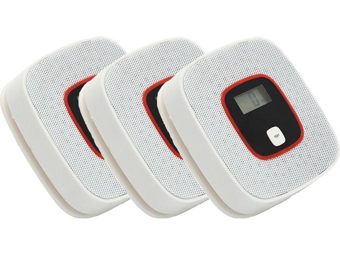 Smarter Kohlenmonoxidmelder - WP 616 (White) - 3er Set