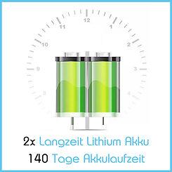 Türklingel Akku batterie