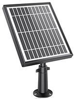 Solarpanel Überwachungskamera