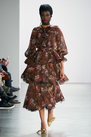 NEW YORK F/W 2020 - RUTH AKELE for BROCK COLLECTION