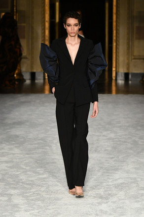 CHRISTIAN SIRIANO F/W 2021 - with BRYNN BONNER & AQUA PARIOS
