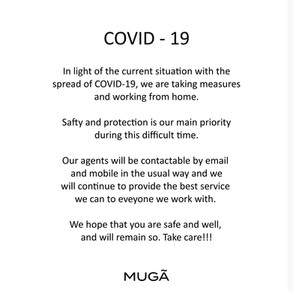 COVID - 19 / INFORMATION