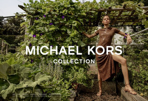 MICHAEL KORS S/S 2021 COLLECTION - with HIANDRA MARTINEZ