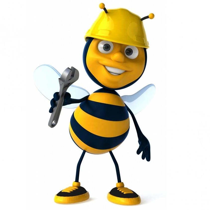 Monthly Maintenance Woking Bee